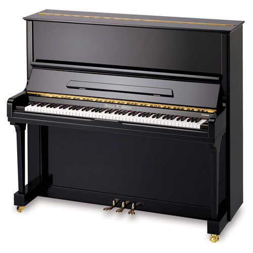 "Henry F. Miller HVM052 52"" Upright Piano"